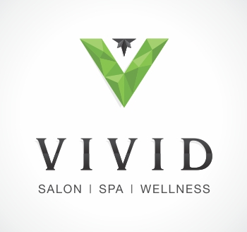 Visual Identity: Vivid Salon | Spa | Wellness