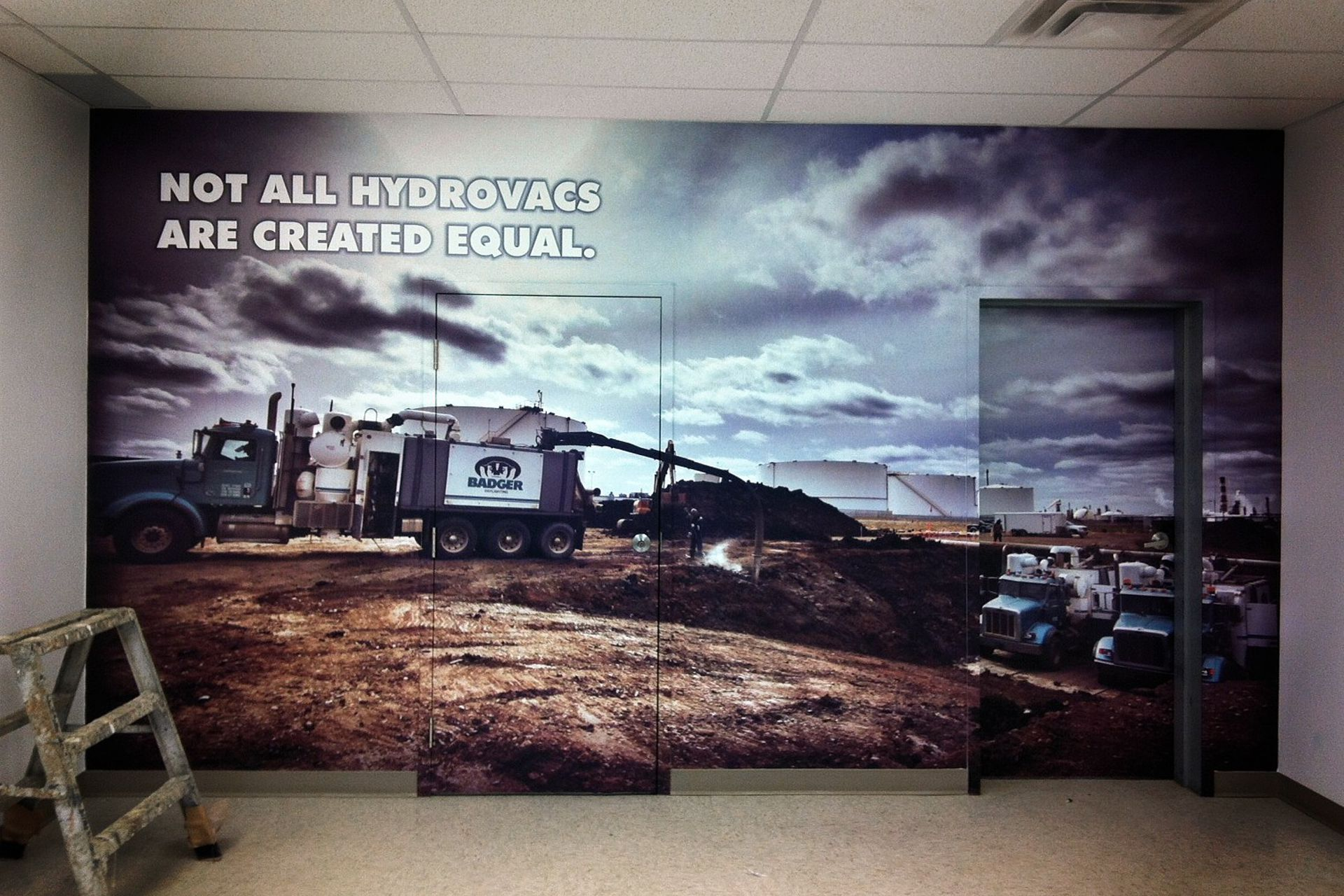 Badger Daylighting Wall Wrap