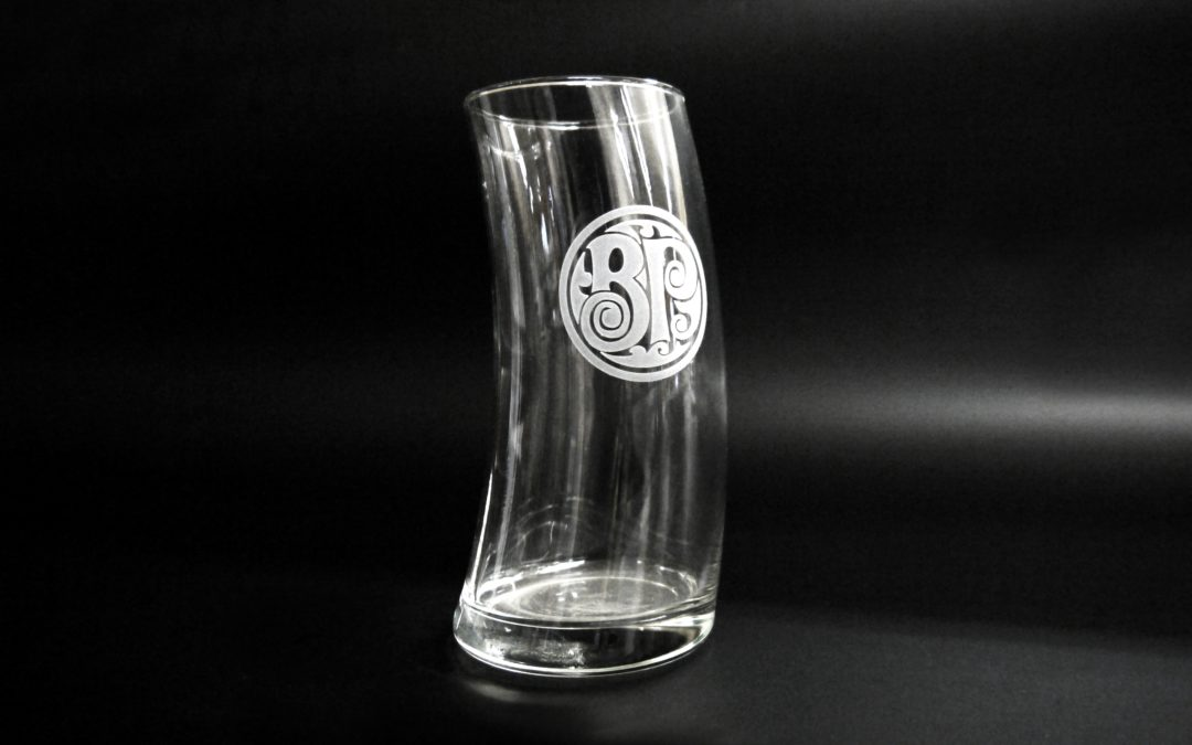 Promotional Product: Boston Pizza Glassware