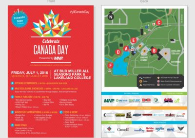 City of Lloydminster Canada Day 2017 Print Handout