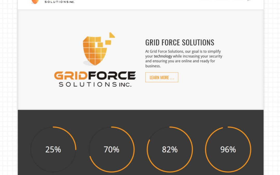 Website: Grid Force Solutions