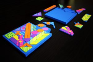 Lloydminster Cultural and Science Centre 3D Puzzle