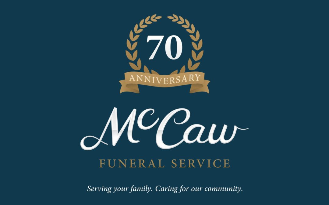 Logo Design: McCaw Funeral Service