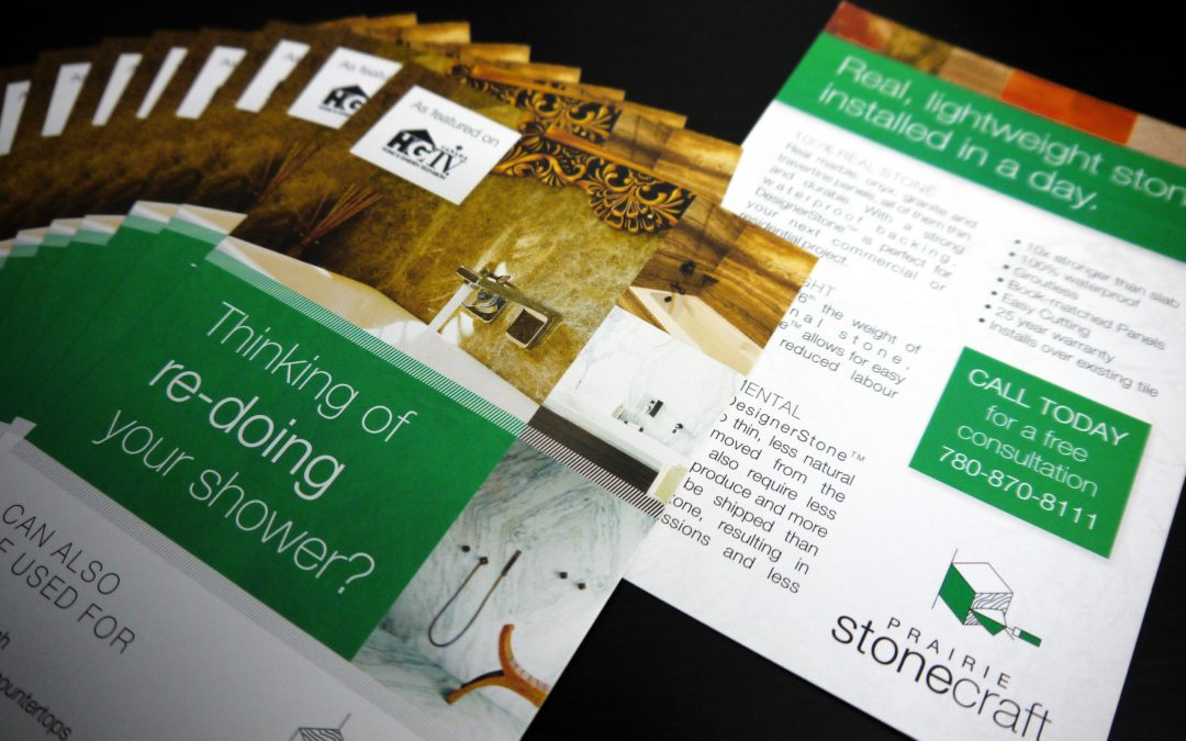 Print: Prairie Stonecraft Postcards
