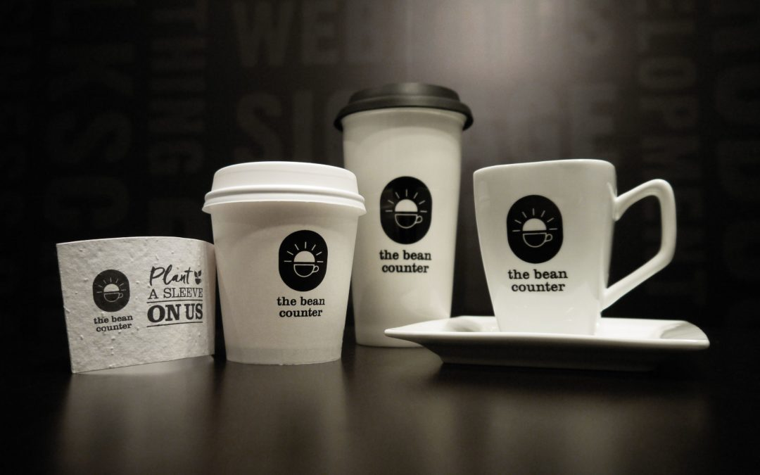 Drinkware: The Bean Counter (Synergy Credit Union)