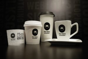 Synergy Credit Union The Bean Counter Drinkware