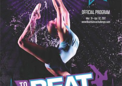 Visual Identity: To the Beat Dance Challenge