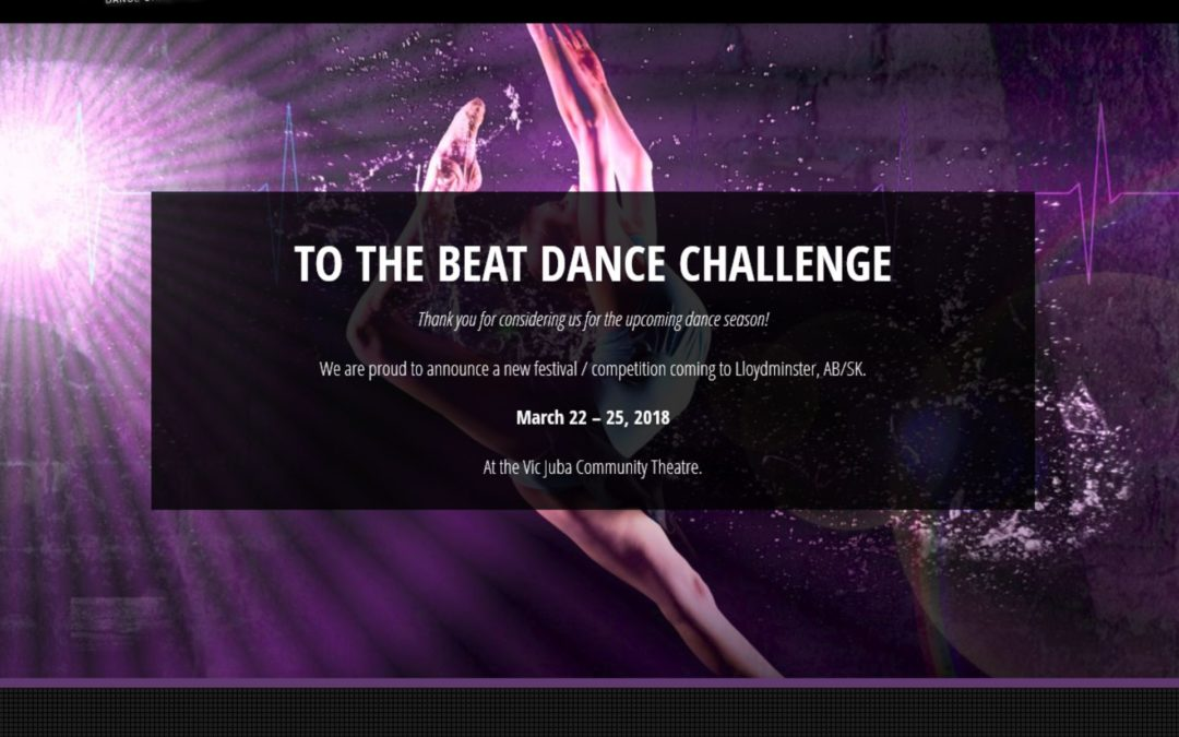 Website: To The Beat Dance Challenge