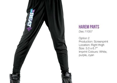 To the Beat Harem Pants