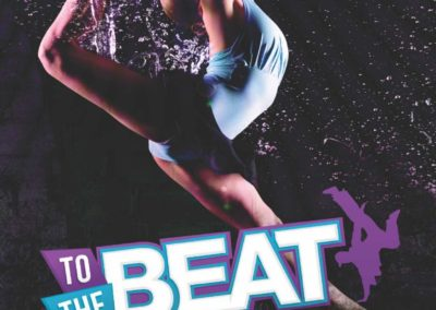 To the Beat Retractable Banner