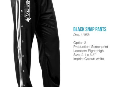 To the Beat Snap Pants